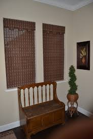 custom natural woven wood shades pacific window treatments