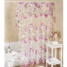 gothic shower curtain hooks shower curtain ideas bath shower curtains and curtain hooks touch of class floral haven intended for sizing 2000 x