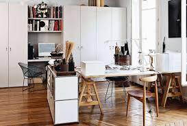 Elle Decor Home Office Black U0026 White Paris Abode Sfgirlbybay