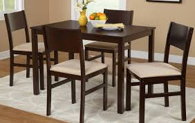 dining chair maple dining chairs black wooden padded chair with