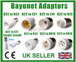 best 25 types of light socket adaptor base converter extender