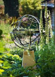 138 best armillary spheres images on sundial garden
