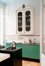Turquoise Cabinets Kitchen 202 Best Kitchens Images On Pinterest Home Kitchen And Architecture