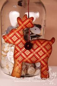 reindeer ornament unfinished wood can buy at places such as hobby