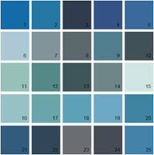 benjamin moore paint colors blue palette 20 house paint colors