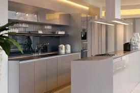 cuisine taupe et gris dé d une cuisine siematic cuisines d exposition