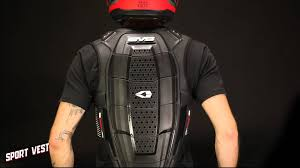 street bike jackets evs sports street vests sport vest youtube