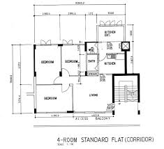 House Design Plans With Measurements Hdb Floor Plan Bto Flats Ec Sers House Plans Etc