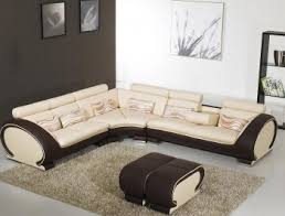 Curved Sofa Leather 100 Genuine Italian Quality Leather Sectionals Corner Couches