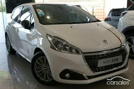 peugeot for sale canada new used peugeot 208 cars for sale in city of canada bay sydney