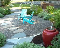 Landscape Design Backyard by Best 20 Gravel Landscaping Ideas On Pinterest Rock Yard Front