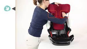 si e auto rodifix bébé confort come rimuovere e lavare rodifix airprotect