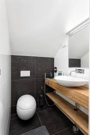 High Tech Bathroom Modern Interior Design With Architectural Character And High Tech
