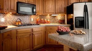 Kitchen Counter Options Laminate Kitchen Countertops Material - Kitchen granite and backsplash ideas