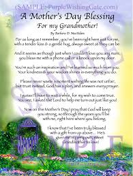 thanksgiving day prayers poems mother u0027s day gift for godmother frame and personalize