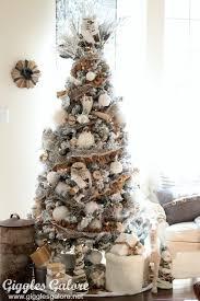 white christmas tree decorations christmas decor