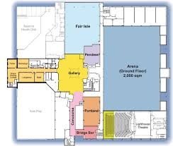 conference venue floor plans