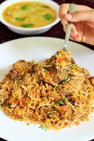 ma cuisine indienne mutton biryani recette cuisiner calamars et cuisine indienne