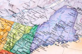 map of maine cities 10 most dangerous places in maine movoto