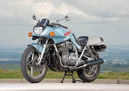 Riding A Rebuilt Suzuki Gsx1100sz Katana Mcn