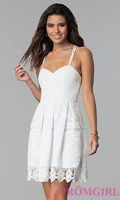 best graduation dresses graduation dresses casual white dresses promgirl