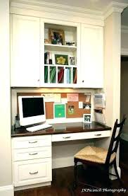 how to make a desk from kitchen cabinets kitchen office desk how to build a simple kitchen desk office e