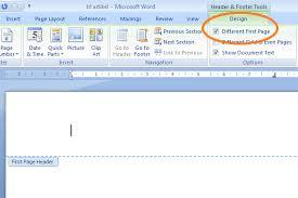 membuat kop surat organisasi cara membuat kop surat di microsoft word 2007 lengkap dengan gambar