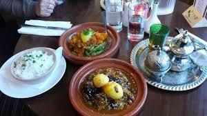 irlande cuisine tagines et thé menthe en irlande picture of high cafe athlone