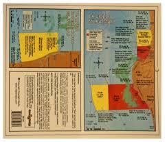 Map San Diego San Quintin