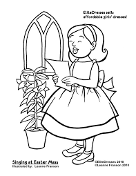 free easter coloring pages coloring easter pictures