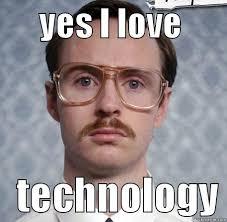 Technology Meme - kippy nippy and technology quickmeme