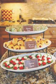 woodland themed baby shower food best inspiration from