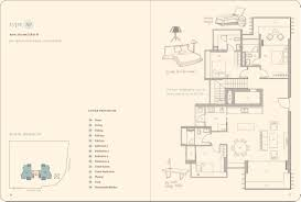 Penthouse Floor Plan by Penthouse 3 Bed Gilstead Two