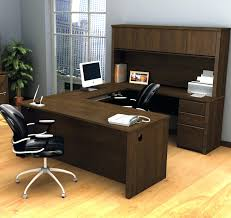 Bestar U Shaped Desk Desk Amazing Horseshoe Shaped Desk Ideas U Shaped Seating