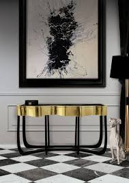 Living Room Console Table 10 Amazing Modern Console Tables For Your Living Room Design