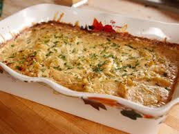 food network pioneer woman thanksgiving leek and potato casserole recipe