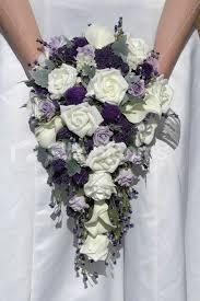 wedding flowers glasgow silk blooms reviews cascading ivory thistle scottish