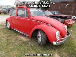 light pink volkswagen beetle 1969 volkswagen beetle for sale on classiccars com