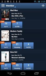 tv guide for android tv guide digital debuts redesigned one stop tv app for android