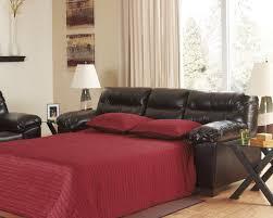 white bonded leather sleeper sofa tehranmix decoration