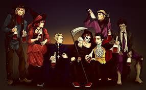 the avengers of halloween by fishnones on deviantart