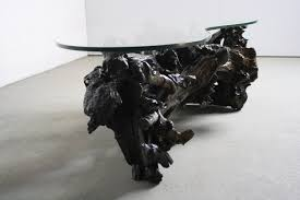 driftwood coffee tables for sale lovely on sale 70 s mid century