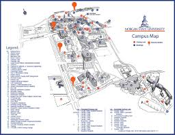 San Diego City College Campus Map by Wright State Campus Map Allyn Hall Wright State University