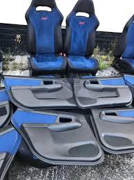 Subaru Impreza Sti Blobeye Seats U0026 Door Panels Steve Subaru Parts