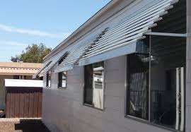Vista Awnings Aluminum Window Awnings Door Hoods San Diego Ca Chula Vista