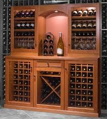 modular wine cabinets wine cabinet kits modular wine storage