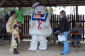 Stay Puft Marshmallow Man Costume Ghostbusters Fans 2009 Halloween Costume Contest Page 7