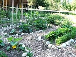 River Rock Garden Bed River Rock Garden Bed Rock Flower Beds Garden Design With Raised