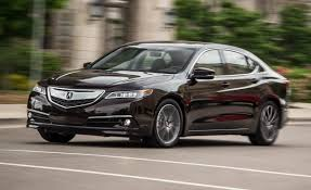 nissan acura 2015 2015 acura tlx v 6 sh awd test u2013 review u2013 car and driver