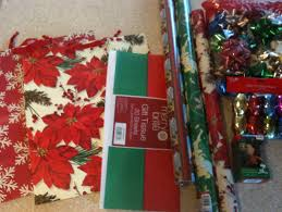clearance christmas wrapping paper rite aid cvs 90 christmas clearance my frugal adventures